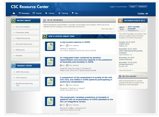 csc resource center